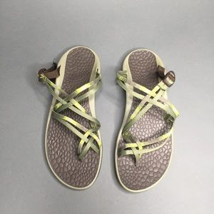 Like New Chaco New Model Backless Sandals W 7